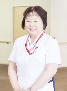 中川 看護部長